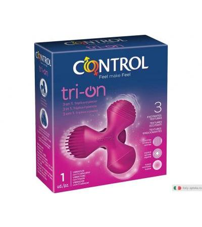 Control Vibratore 3in1 Tri-On