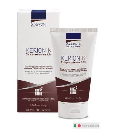 Kerion K Shampoo Antiforfora 125ml