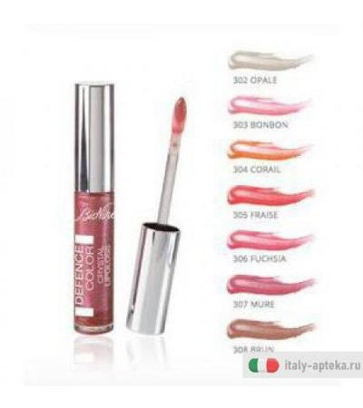 Defence Color Lipgloss Corail 304
