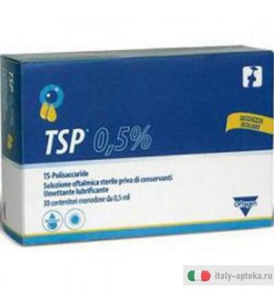 Tsp 0,5% Sol Oft 30monod 0,5ml