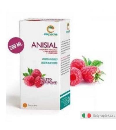 Anisial Sciroppo 200 ml