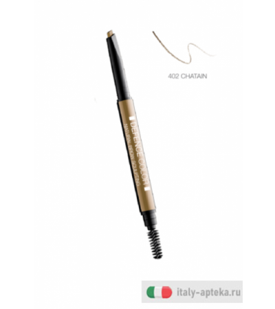Bionike Defence Color Natural Brow Sculpting matita per sopracciglia n.402 Chatain