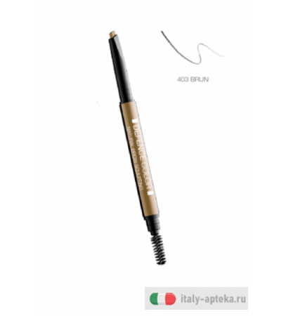 Bionike Defence Color Natural Brow Sculpting matita per sopracciglia n.403 Brun