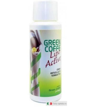 Bodyline Green Coffee Lipoactive crema per cellulite 250ml
