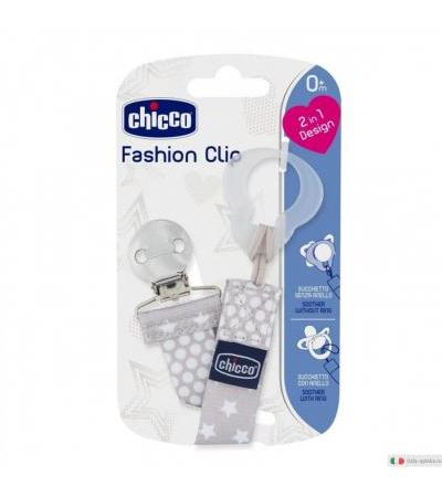 Chicco Fashion Clip Neutro 2in1 0+ mesi