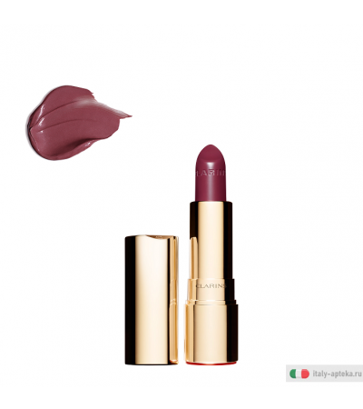Clarins Joli Rouge Rossetto 744 soft plum