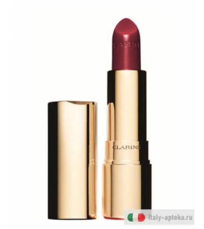 Clarins Joli Rouge Rossetto 754 deep red