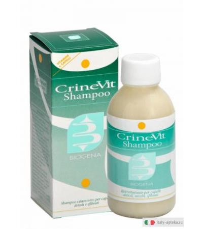 Crinevit Shampoo capelli fragili 200ml