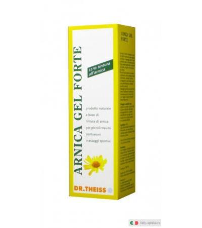 Dr. Theiss Arnica gel forte 15% tintura all'arnica