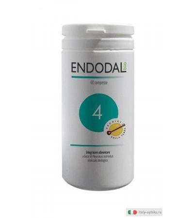 Endodal Bio 4 integratore 60 compresse