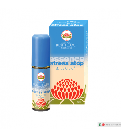 Green Remedies Stress Stop Spray Orale che dona tranquillità e serenità 20ml