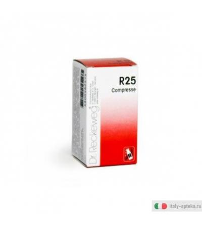 Imo Reckeweg R25 medicinale omeopatico 100 compresse