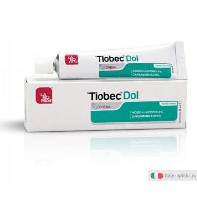 Laborest Tiobec Dol Crema 25ml