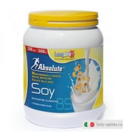 Longlife Absolute Soy proteine di soia 500g