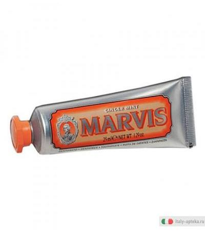 Marvis Dentifricio Ginger Mint 25ml