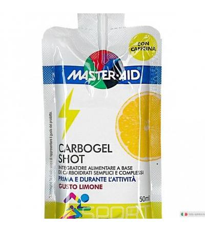 Master Aid Carbogel Shot 50ml