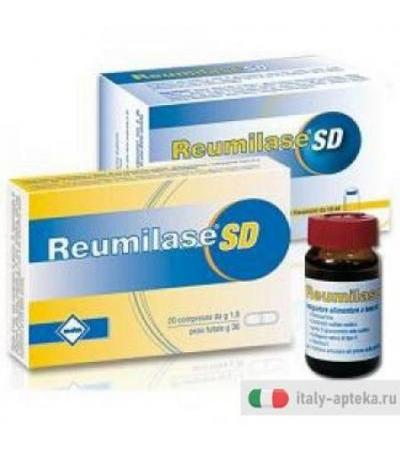 Mdm Reumilase SD 15 flaconcini 10 ml
