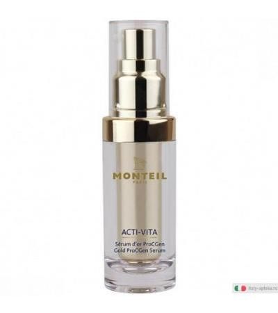 Monteil Acti-Vita Gold ProCGen Serum 15ml