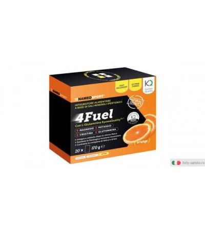 Named 4 Fuel Sport 20 buste gusto orange