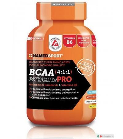 Named BCAA Extreme PRO integratore 310 compresse
