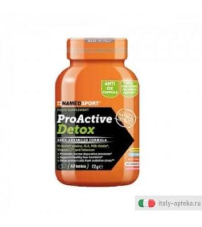 Named ProActive Detox 60 compresse