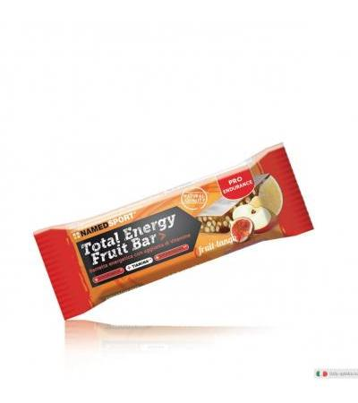 Named Total Energy Fruit Bar Caribe 35g