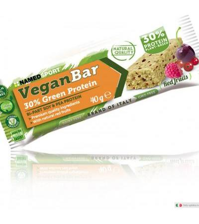 Named Vegan Bar frutti rossi 40g