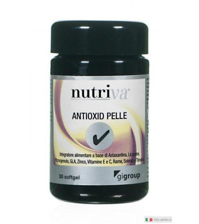 NUTRIVA Antioxid Pelle 30 softgel