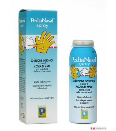 PediaNasal spray soluzione isotonica 100 ml