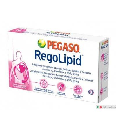 Pegaso Regolipid 30 compresse