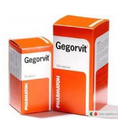 Pharmaton Multiup Gegorvit 100 capsule