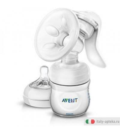 Philips Avent tiralatte manuale 0% BPS