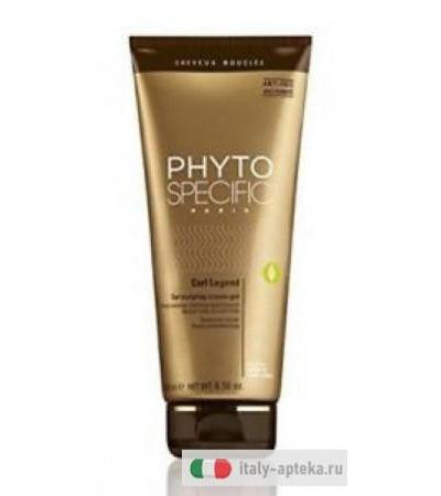 Phyto Specific Curl Legend Gel-Crema per capelli ricci 200ml