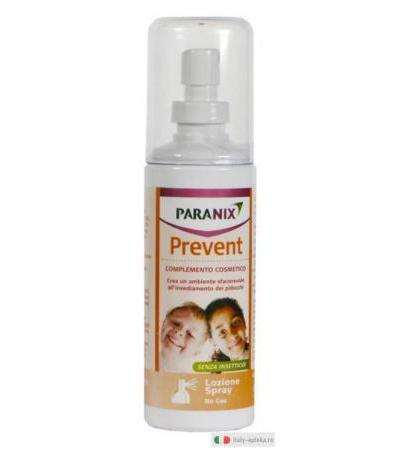 Prevent Paranix spray previene i pidocchi 100ml