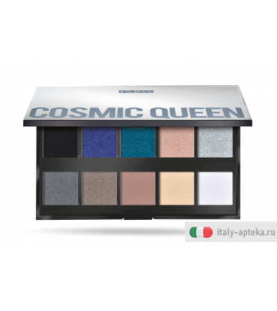 Pupa Make Up Stories palette 10 ombretti n.04 Cosmic Queen