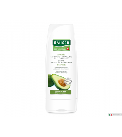 Rausch Balsamo Colorprotettivo all'avocado 200ml