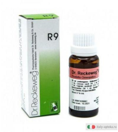 Reckeweg R9 gocce 22 ml