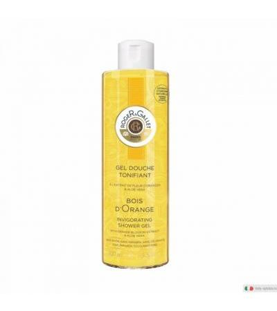Roger&Gallet Gel Doccia Tonificante Bois d'Orange 400ml