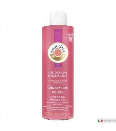 Roger&Gallet Gingembre Rouge Gel Doccia Energizzante 400ml