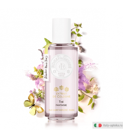 Roger&Gallet Thé Fantasie Estratto di Colonia 100ml