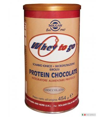 Solgar Protein Chocolate 454g in polvere