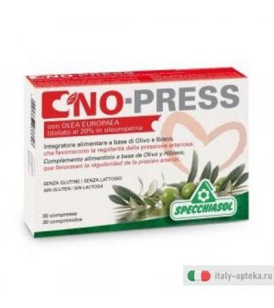 Specchiasol No-Press pressione arteriosa 30 compresse