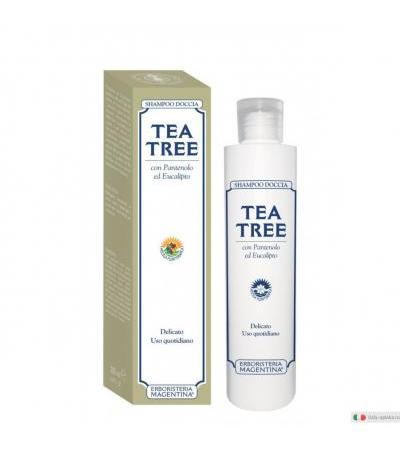 Tea Tree Shampoo Doccia 200ml