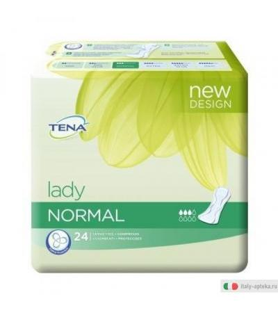 Tena Lady Normal 24 assorbenti