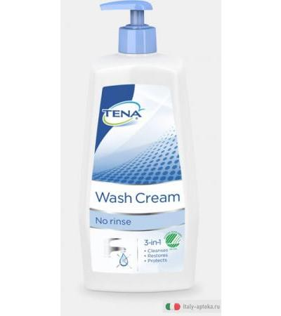 Tena Wash Cream 3in1 detergente 500ml