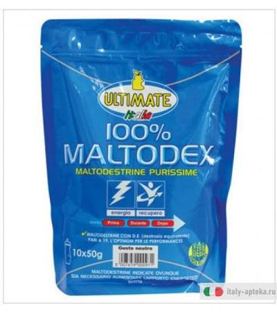 Ultimate 100% Maltodex 500g