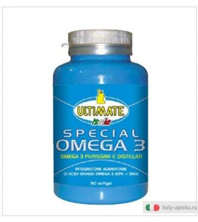 Ultimate Special Omega3 90 capsule softgel