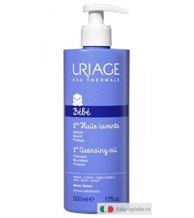 Uriage Eau Thermale olio detergente protettivo 500ml