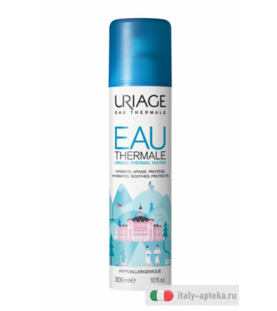 Uriage Eau Thermale Spray Acqua termale 300ml