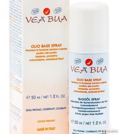 Vea Bua olio base spray
